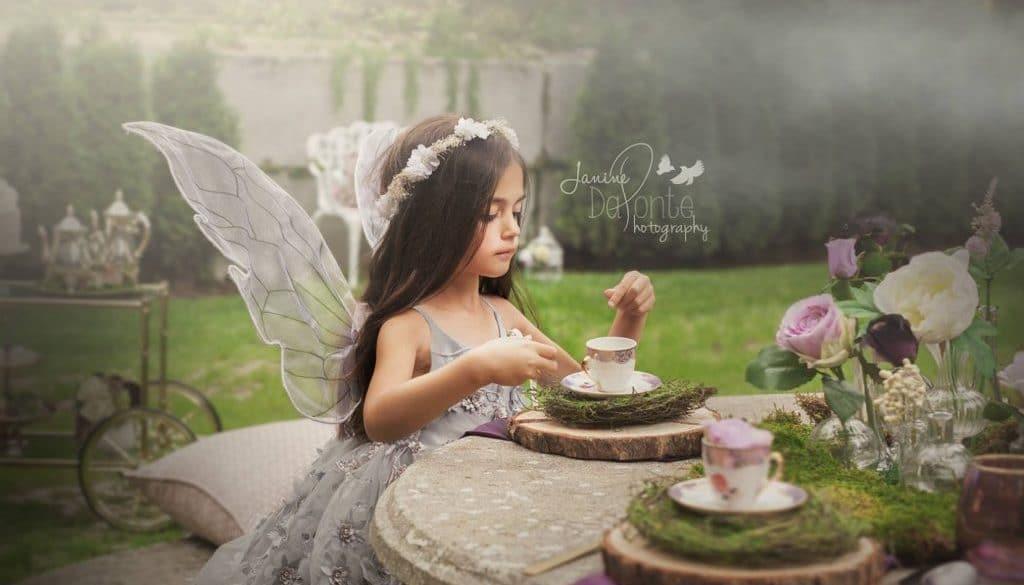 Collaboration A Fairy Tea Party